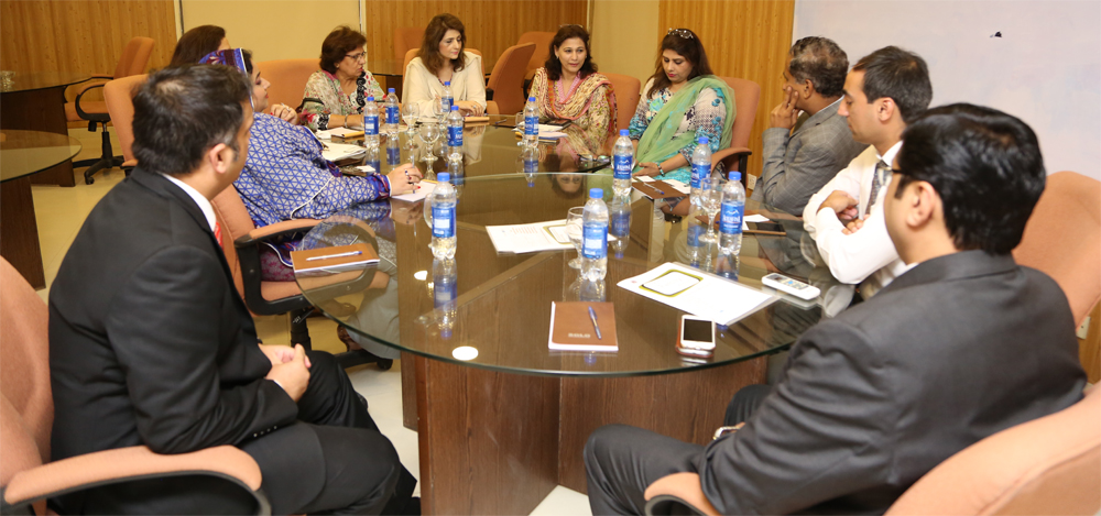 Session with Women Chamber of Commerce & Industry, Lahore hosted by  IBA-CEE