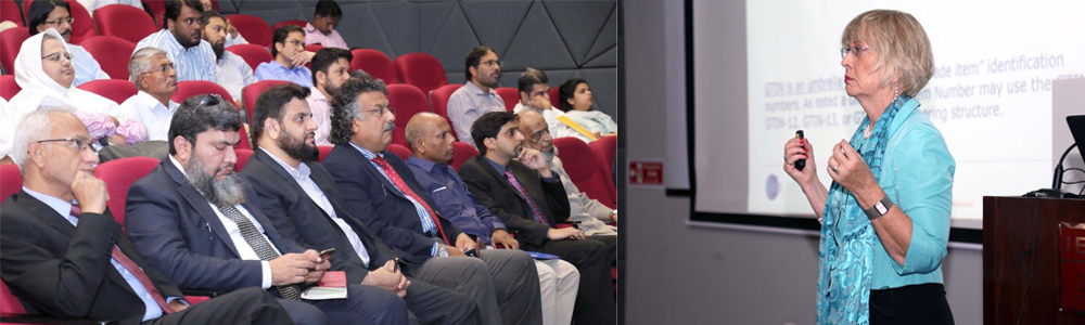 Seminar on GS1 Global Barcode Standards