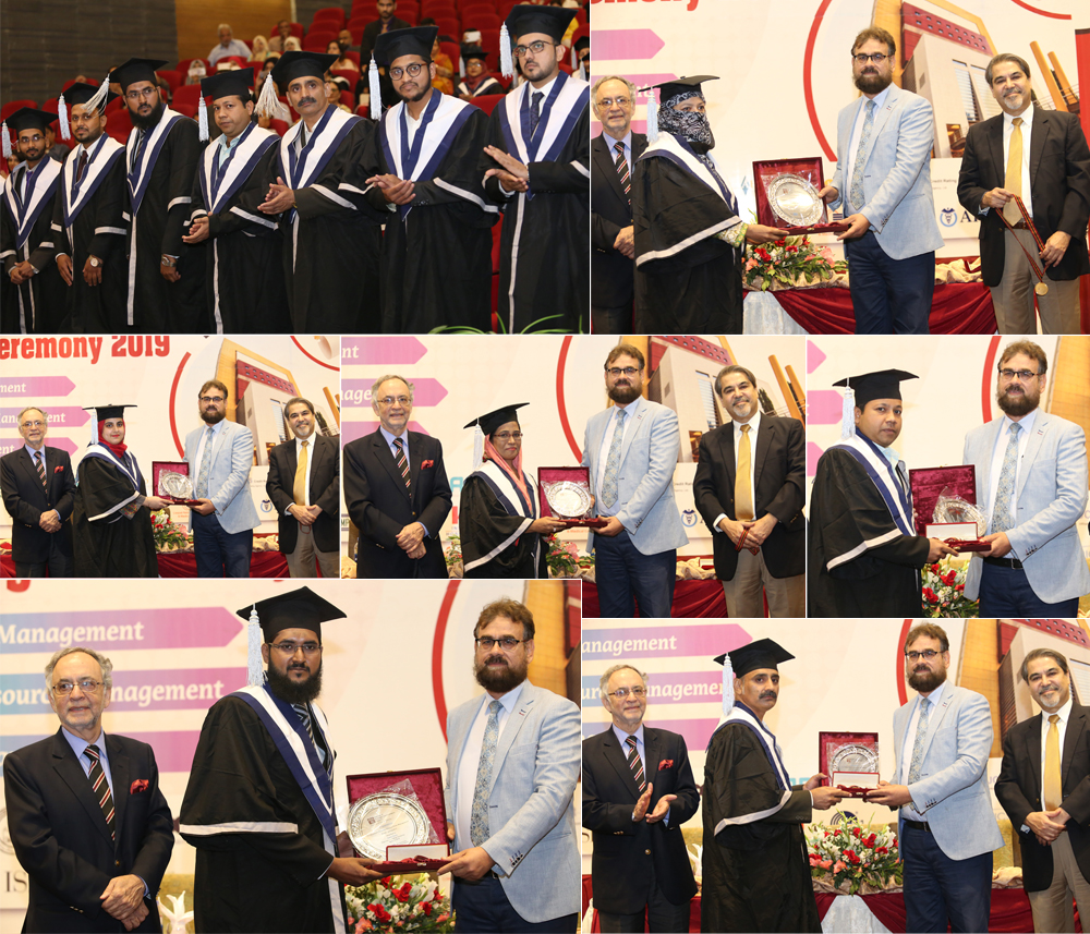 IBA-CEE Commemorated Third Annual Diploma Awarding Ceremony