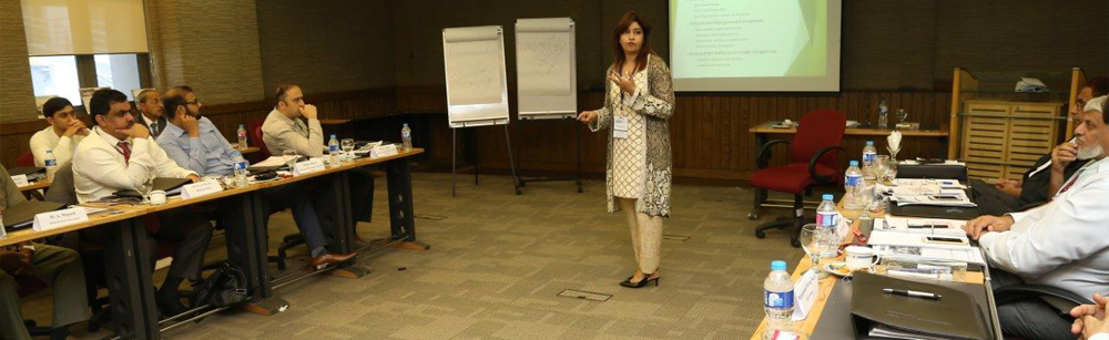 CEE hosted two module Directors' Training Program attended by participants from Pakistan, Kuwait and Libya