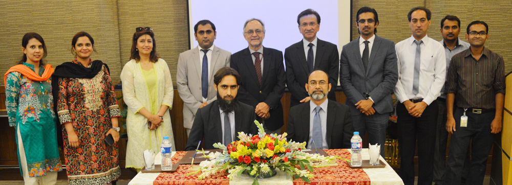 MoU signed between Institute of Capital Markets & Center for Executive Education, IBA, Karachi